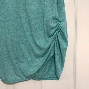 Allison Brittney Tops - Teal T-Shirt